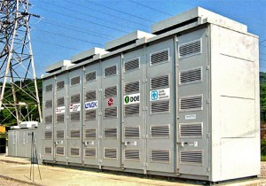 batteries for electricity storage